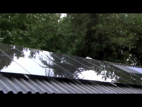 "Construction ""Solar Roof"" - ERI Thin-film Solar Panels"