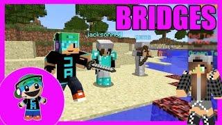 The Bridges on Mineplex with Hilash - Minecraft