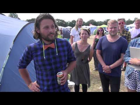 Hammerslag på Roskilde Festival - DR Nyheder