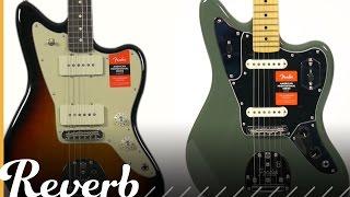 Fender American Professional Series: Jaguar & Jazzmaster   NAMM 2017