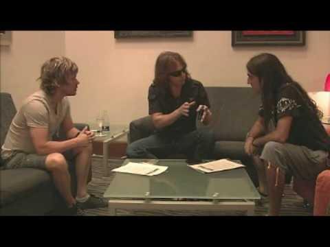 Entrevista Joey Tempest
