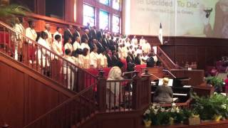 Shiloh Baptist Church Mass Choir He Decided To Die by James Cleveland