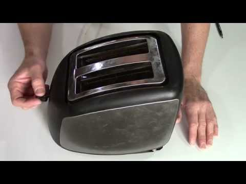 How to repair a broken Toaster