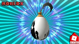 HOW to MAKE the egg (Inkwell Egg) Easter Roblox 2018