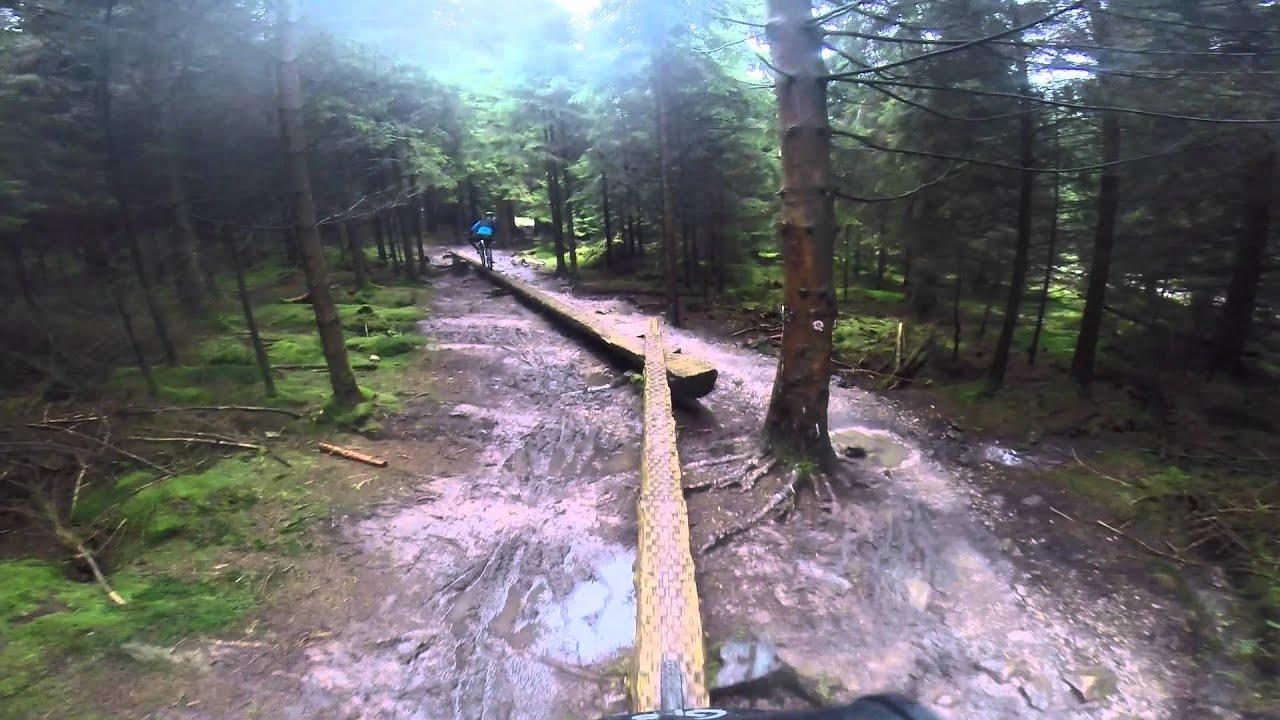 gisburn forest mountain biking go pro hero 3