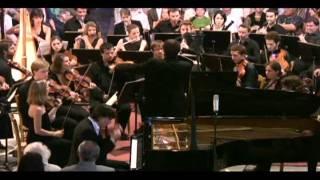 Maurice Ravel, Concerto en sol, 1er mvt, yannael quenel