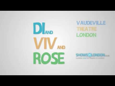 Di and Viv and Rose at Vaudeville Theatre, London
