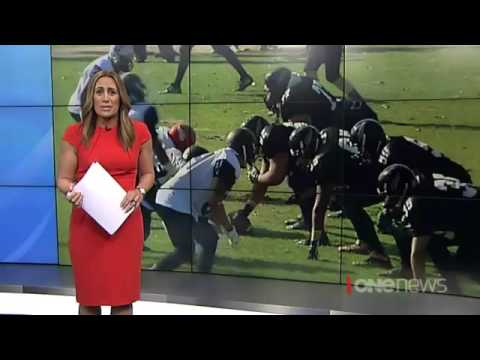Amerika Samoa Eagles vs New Zealand SteelBlacks