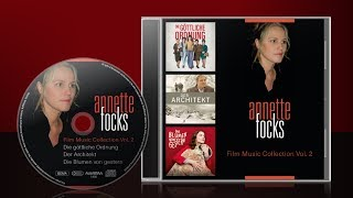Annette Focks - Film Music Collection Vol. 2 - Alhambra A 9041