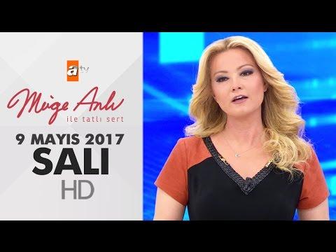 Müge Anlı ile Tatlı Sert 9 Mayıs 2017 Salı - 1840. Bölüm - atv