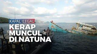 Sebab Kapal Ilegal China Kembali ke Perairan Natuna