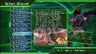 Earth Defense Force 4.1 Lets Play Part 10 Infantry VS Mothership Round 2 or 3