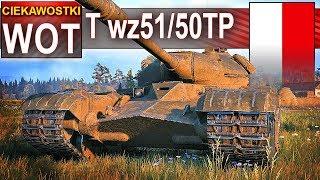 T wz51/50TP - jak wygląda w bitwie (skórka na Defendera) - World of Tanks
