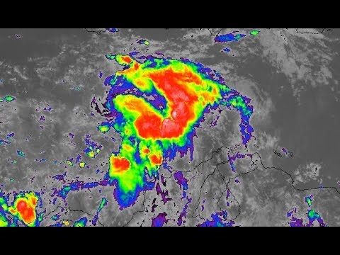 Tropical Update 90L Friday May25,2018