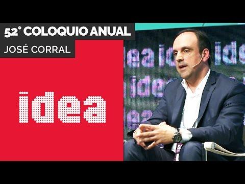 Jose Corral y la importancia de transitar el camino del acuerdo y los consensos