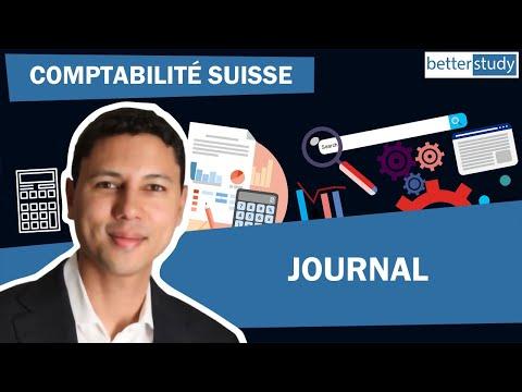 Journal - BetterStudy - Cours de comptabilité suisse en ligne