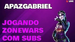 ZONE WARS WITH SUBSCRIBERS//USE CODE APAZZZ IN THE SHOP-FORTNITE #149