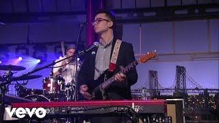 Passion Pit - To Kingdom Come (Live on Letterman)