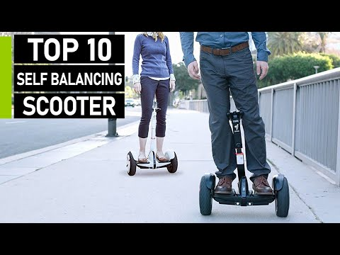 Top 10 Best Hoverboard | Self Balancing Scooters