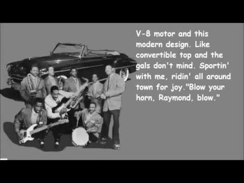 Rocket 88  Ike Turner and Jackie Brenston with Lyrics