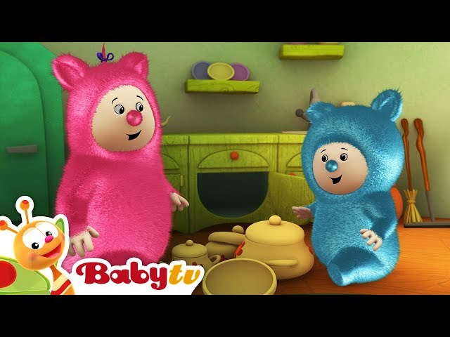 Billy Bam Bam | Making Music with Cymbals | BabyTV