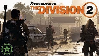 THE DIVISION 2 EARLY WALKTHROUGH GAMEPLAY E3 2018 l The Division 2 E3 2018 Gameplay Reveal