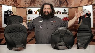 Saddlemen Seats for Harley Review