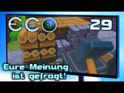 ECO Deutsch 🌏 #29 Eure Meinung ist gefragt!   Let's Play ECO Deutsch Gameplay German