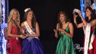 The Crowning of Miss West Virginia USA and Miss West Virginia Teen USA 2016