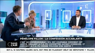 Penelope Fillon : la confession accablante - Les questions SMS #cdanslair 03.02.2017