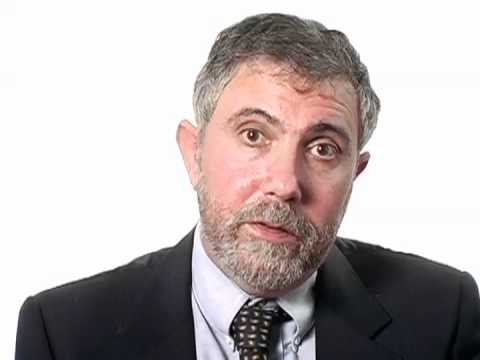 Paul Krugman on the Income Gap