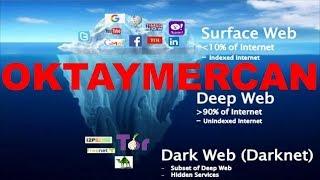 Darkweb ve deepweb nedir Android de nasıl girilir