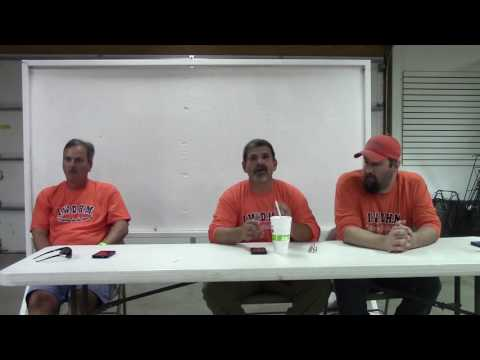 Deer IWDHM Part 1 Seminar at Hoosier Hunting and Firearm Show