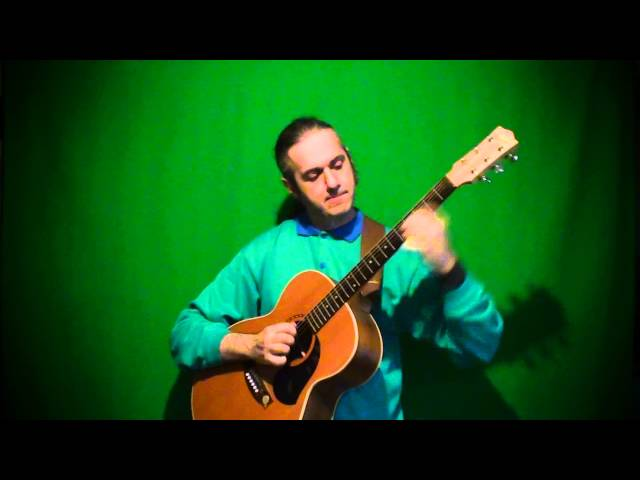 MARCELLO ZAPPATORE plays THE CLAW by JERRY REED
