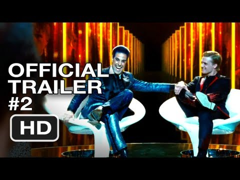 The Hunger Games Official Trailer #2 (2012) HD Movie