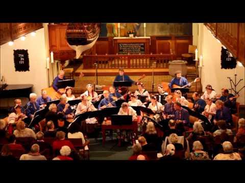 Pavlovskis Balalajkaorkester - Den ensomme lind (Липа вековая)