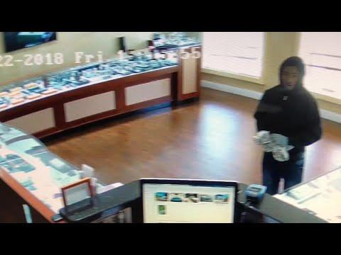 Raw: Sharif Jeweler Robbery