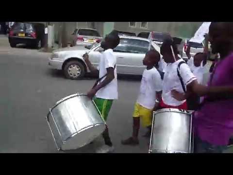 The children's Book Parade in Dar es Salaam
