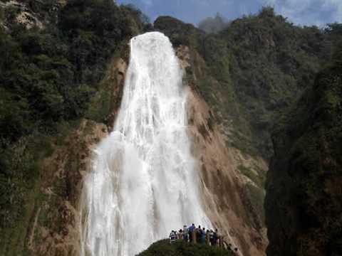 c397809b7 Cascada Velo de novia en el Chiflon Chiapas - YouTube