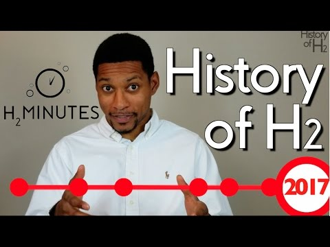 History of Molecular Hydrogen (Episode 6)