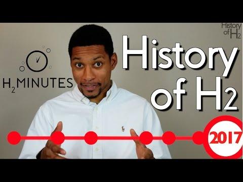 History of Molecular Hydrogen
