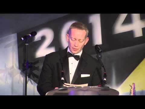 Global Freight Forwarder of the Year 2014 - DB Schenker