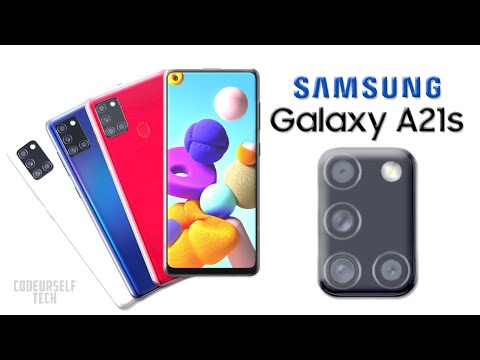 48MP Samsung Galaxy A21s, Launched, Price, Full Specifications, Camera, More Details (In English)