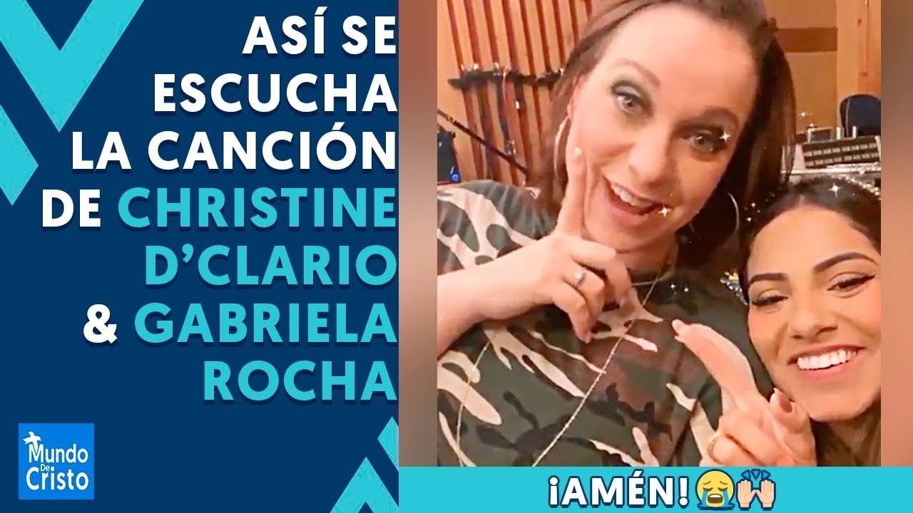 ? Christine D'Clario & Gabriela Rocha graban ADORACIÓN juntas