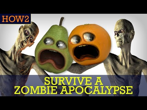 HOW2: How to Survive the Zombie Apocalypse!