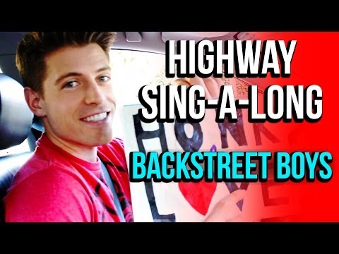 HIGHWAY SING-A-LONG: Valentine's Edition (Backstreet Boys)