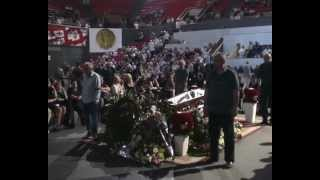final journey Ramaz Shengelia