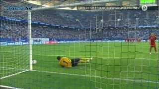 Liga Total! Cup 2012 - Bayern vs. Bremen (Elfmeterschießen)