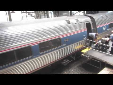 Pennsylvanian: AMTRAK from NYC to Pittsburgh
