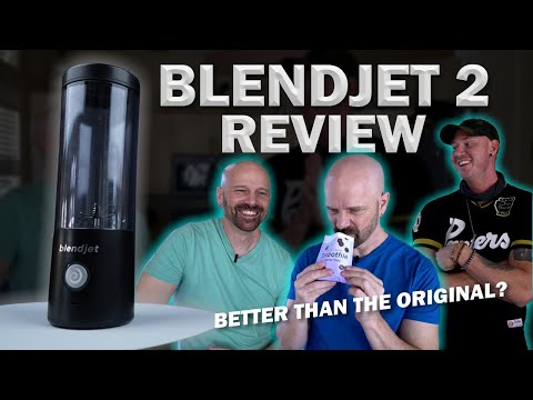 BlendJet 2 Review: Portable Blender Put to the Test!